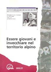 cipra tagungsband 1999 jung sein - alt werden italienisch