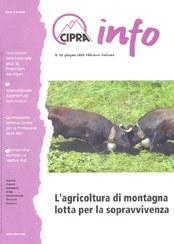 CIPRA Info 69 italienisch