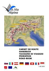 Via Alpina-Handbuch