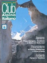 Club Alpino italiano - Maggio, Giugno 2003