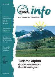 CIPRA Info 59 italienisch