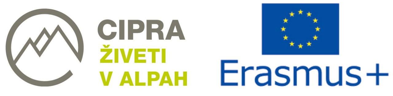 Ogenj v Alpah predstavlja nacionalno aktivnost projekta re.sources, financiranega s sredstvi Erasmus+.
