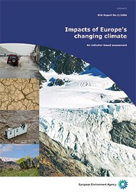 Impacts of Europe's changing climate