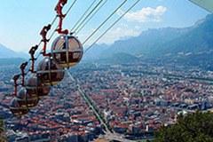 Devet alpskih mest, med njimi tudi Grenoble/F, si prizadeva za takojšnje sprejetje ukrepov varstva podnebja.