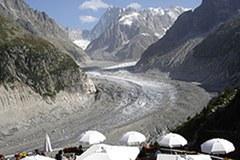 V prostorskem nacrtovanju v francoskih Severnih Alpah naj bi med drugim upoštevali tudi vplive podnebnih sprememb na regijo.