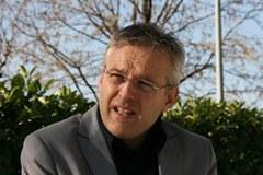 """""""Slogan pasivne hiše se glasi: Energijsko ucinkovito gradnjo si lahko privošcimo, stroški pa se povrnejo v nekaj letih,"""" je dejal Norbert Lantscher, direktor bolzanske agencije CasaKlima."""