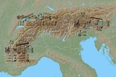 Revue de Géographie alpine je najpomembnejši znanstvenoraziskovalni medij Alpske konvencije.