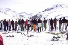 Nevejsko sedlo - Bovec: nova povezava dveh smučišč med Italijo in Slovenijo