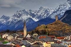 Omrežje občin »Povezanost v Alpah« je na podnebnem vrhu v Koebenhavnu zastopala občina Adrez.