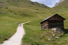 Þakajo Alpe kot turistično destinacijo v času pomanjkanja nafte nove priložnosti?