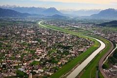 Trajnostna dolina Rena, ki ne pozna meja