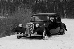Samo še vozila, izdelana pred letom 1980 lahko sodelujejo na dirki Croisière Blache Historic 2011 - in to samo na utrjenih cestah