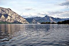 Alpen so vodni rezervoar Evrope.