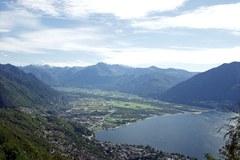 Na območju Bolle di Megadino, najpomembnejšem varstvenem območju v južni Švici, živi okoli 170 vrst ptic.