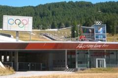 Olimpijski športni objekt v Torinu