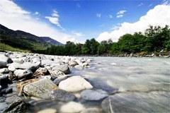 Sonaravna reka kot življenjska žila Alp