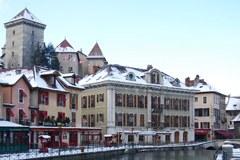 Annecy - alpsko mesto leta: v petnajstih letih nameravajo naravni park Massiv des Bauges ter Annecy in Chambéry s primestnimi ob?inami postati energijsko pozitivna regija v francoskih Alpah.