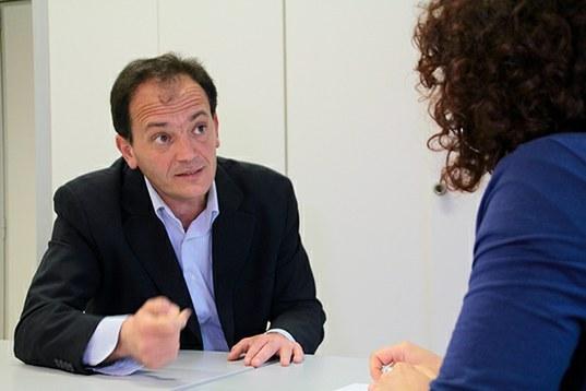 Gianluca Cepollaro se zavzema za protorsko načrovanje, ki spodbuja socialno kohezijo © Jot Tagliavini