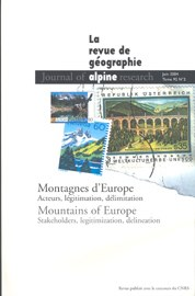 Montagnes d'Europe - Mountains of Europe