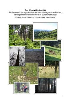 Predstavitev strokovnega mnenja o sporu v zvezi s škodo, ki jo v nemških gozdovih povzroča divjad