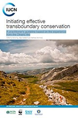 Initiating effective transboundary conservation