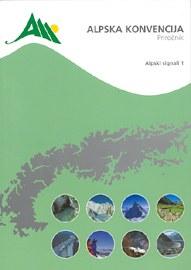Alpska konvencija - Priročnik